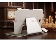 Фирменный чехол для Samsung Galaxy Note 8.0 N5100/N5110/N5120 с мульти-подставкой и держателем для руки белый ..