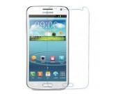 Фирменная оригинальная защитная пленка для телефона Samsung Galaxy Premier GT-i9260 глянцевая..