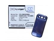 Усиленная батарея-аккумулятор большой ёмкости 4200mAh для телефона Samsung Galaxy S3 GT-I9300/Duos GT-I9300i  ..