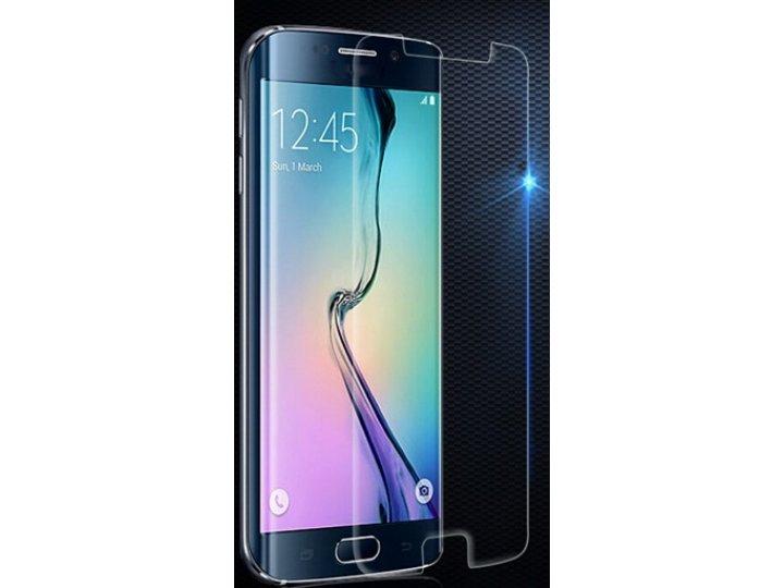 Защитная пленка для телефона samsung galaxy s6 edge sm-g925f глянцевая..