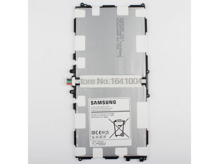 Аккумуляторная батарея  8220mah t8220e на планшет samsung galaxy note 10.1 2014 sm-p6000/p6050 / tab pro 10.1 ..