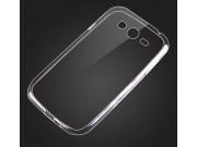 Фирменный оригинальный ультра-тонкий чехол-накладка из мягкого силикона для Samsung Galaxy Grand GT-i9082 проз..