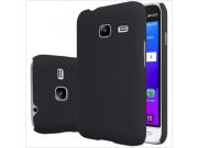 Фирменная задняя панель-крышка-накладка из тончайшего и прочного пластика для Samsung Galaxy J1 mini SM-J105F/..