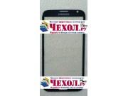 Фирменный сенсорный тачскрин на телефон Samsung Galaxy Note 2 черный + гарантия..