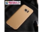 Фирменная ультра-тонкая пластиковая задняя панель-чехол-накладка для Samsung Galaxy S7 edge G9350/G935/S7 edge..