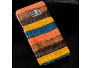 Фирменная неповторимая экзотическая панель-крышка обтянутая кожей крокодила с фактурным тиснением для Samsung ..
