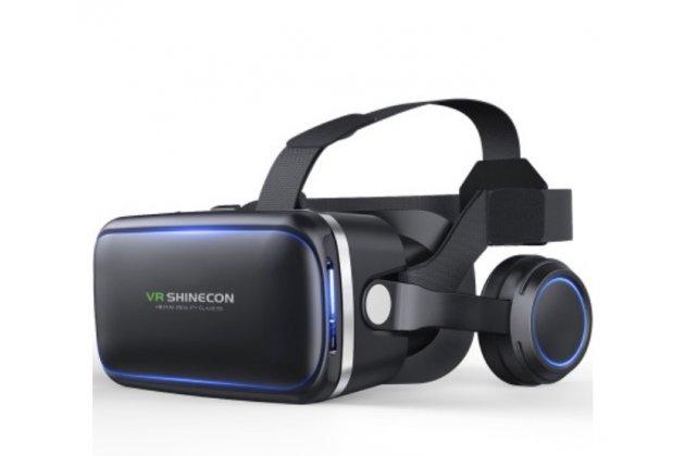 """Шлем виртуальной реальности/ 3d- очки/ vr- шлем vr shinacon virtual reality 3d glasses для телефонов 4.7""""-6.0"""" дюймов"""
