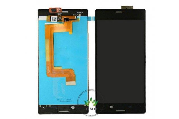 Lcd-жк-сенсорный дисплей-экран-стекло с тачскрином на телефон sony xperia m4 aqua/aqua dual e2303/e2306/e2312/e2333 черный + гарантия