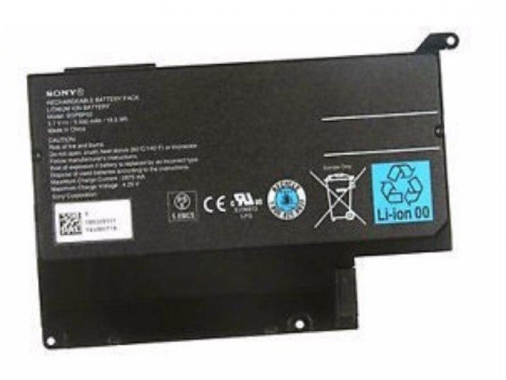 Аккумуляторная батарея sgpbp02 5000mah на планшет sony tablet s1 sgpt114ru/sgpt112ru/sgpt111ru + инструменты д..