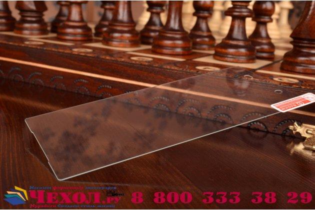 Защитное закалённое противоударное стекло премиум-класса из качественного японского материала с олеофобным покрытием для sony xperia z5 / z5 dual sim e6603/e6633 5.2