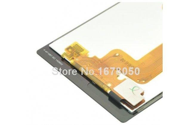 Lcd-жк-сенсорный дисплей-экран-стекло с тачскрином на телефон sony xperia t3 d5102/d5103 белый + гарантия