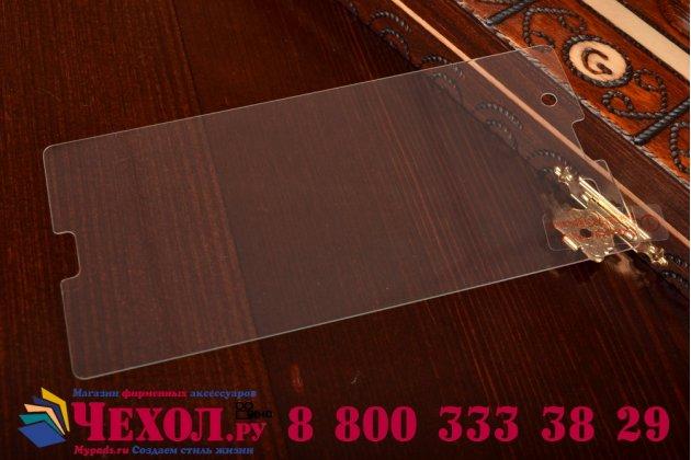Защитное закалённое противоударное стекло премиум-класса из качественного японского материала с олеофобным покрытием для sony xperia z3 d6603/ z3 dual d6633