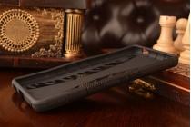 """Противоударный усиленный ударопрочный чехол-бампер-пенал для sony xperia c6 / c6 ultra / xa ultra 6.0"""" (f3212 /f3216) черный"""