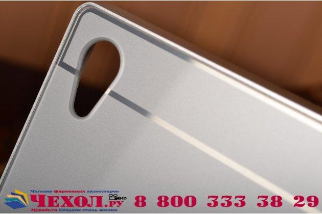 Для sony xperia z5 / z5 dual sim e6603/e6633 5.2 металлическая задняя панель-крышка-накладка из тончайшего облегченного авиационного алюминия серебристая