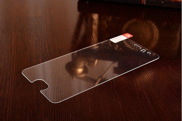 Защитное закалённое противоударное стекло премиум-класса из качественного японского материала с олеофобным покрытием для xiaomi mi6