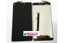 Lcd-жк-сенсорный дисплей-экран-стекло с тачскрином на телефон xiaomi mi 4i/xiaomi mi 4c черный + гарантия
