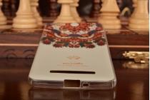 """Роскошная задняя панель-чехол-накладка из мягкого силикона с объемным 3d изображением для xiaomi mi 4i/xiaomi mi 4c с безумно красивым рисунком """"тематика эклектические узоры"""""""