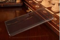 Ультра-тонкая полимерная задняя панель-крышка-накладка для xiaomi mi note/mi note pro черная