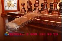 Ультра-тонкая из качественного пластика задняя панель-чехол-накладка для xiaomi mi note/mi note pro прозрачная