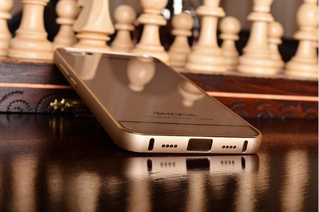 Металлическая задняя панель-крышка-накладка из тончайшего облегченного авиационного алюминия для xiaomi mi5 золотая