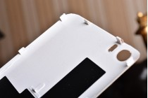 Родная оригинальная задняя крышка-панель которая шла в комплекте для xiaomi mi5 золотая