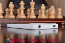 """Необычная уникальная полимерная мягкая задняя панель-чехол-накладка для xiaomi redmi note 2/ note 2 prime 5.5 """"тематика андроид в белом шоколаде"""""""