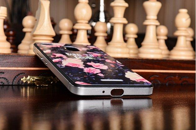 """Роскошная задняя панель-чехол-накладка из металла с объемным  3d изображением  на xiaomi redmi 3 pro/ 3s 5.0 с безумно красивым рисунком  """"тематика розы"""""""