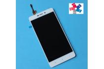 Lcd-жк-сенсорный дисплей-экран-стекло с тачскрином на телефон xiaomi redmi 3 pro 5.0/ xiaomi redmi 3 белый
