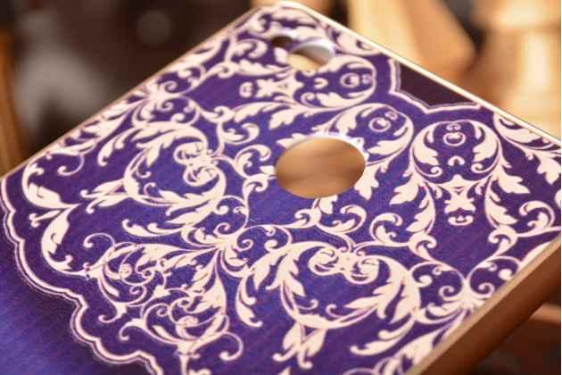 """Роскошная задняя панель-чехол-накладка из металла с объемным  3d изображением  на xiaomi redmi 3 pro/ 3s 5.0 с безумно красивым рисунком  """"тематика винтажный стиль"""""""