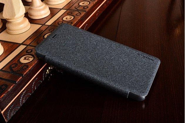 Ультра-тонкий водоотталкивающий чехол-обложка для xiaomi redmi 3/3x 5.0 черный кожаный