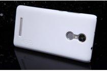 """Задняя панель-крышка-накладка из тончайшего и прочного пластика для xiaomi redmi note 3 /xiaomi redmi note 2 pro 5.5"""" белая"""