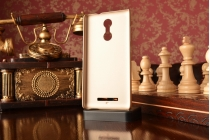 """Задняя панель-крышка-накладка из тончайшего и прочного пластика для xiaomi redmi note 3 /xiaomi redmi note 2 pro 5.5"""" золотая"""