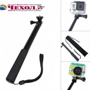 Самый лучший на рынке высококачественный беспроводной монопод-телескопическая палка-держатель-штатив для всех экшн-камер  sj4000 / хiaomi yi