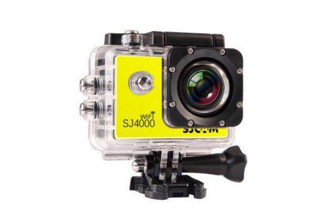 Портативная спортивная wi-fi экшн-камера sjcam sj4000  беспроводная