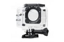 Фирменный оригинальный водонепроницаемый чехол-корпус-аква-бокс для портативной спортивной экшн-камеры SJ4000
