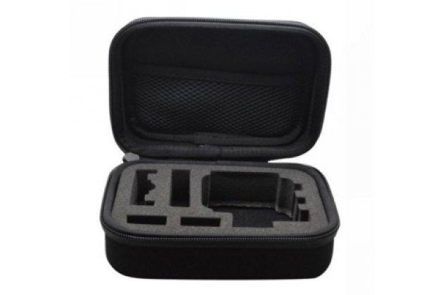 Сумка для хранения/переноски спортивной видео-экшн-камеры sj4000 и всех аксессуаров к ней (монопод,крепления,итд)