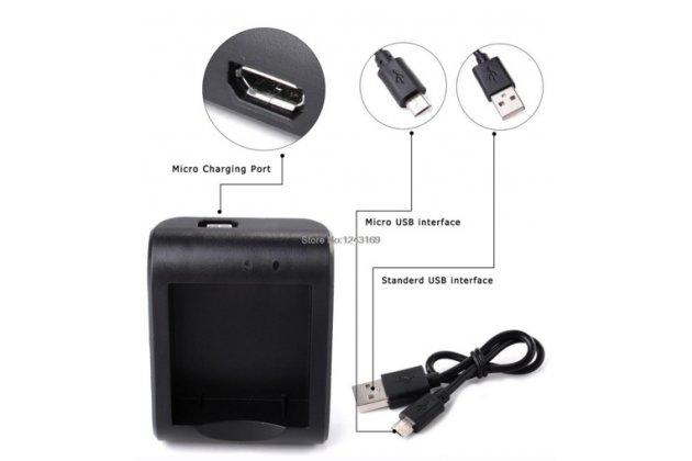 Usb-зарядное устройство на 1100mah для аккумуляторов/батареек спортивной экшн-камеры sj4000