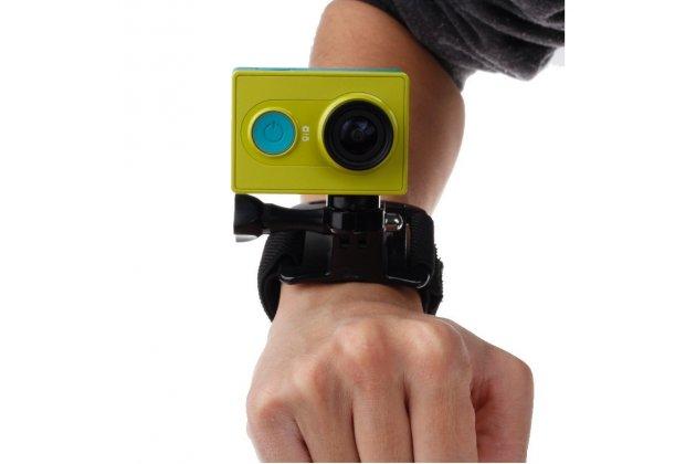Эластичный браслет-ремень для крепления портативной спортивной экшн-камеры xiaomi yi на руку