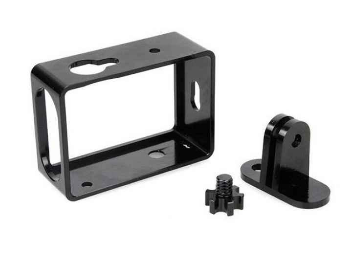 Алюминиевая рамка с крепежом для портативной спортивной экшн-камеры xiaomi yi action camera..
