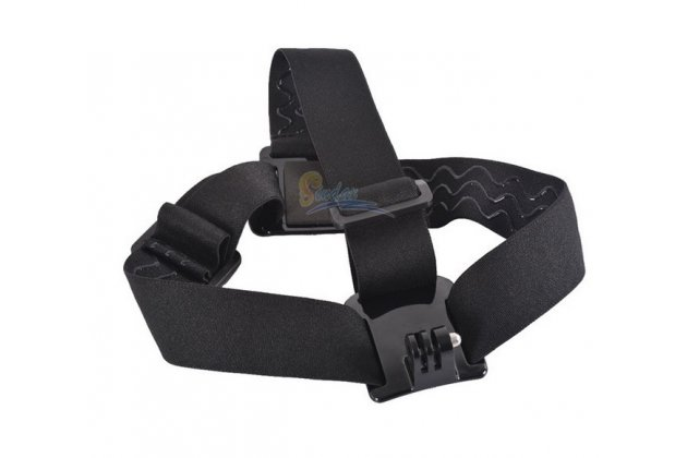 Эластичный пояс-ремень для крепления портативной спортивной экшн-камеры xiaomi yi на голову