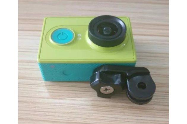 Металлический адаптер-держатель-крепление для спортивной фото-видео-экшн-камеры xiaomi yi