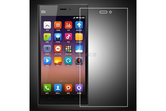 Защитная пленка для телефона xiaomi mi3 глянцевая