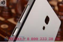 Металлическая задняя панель-крышка-накладка из тончайшего облегченного авиационного алюминия для xiaomi red rice 1s белая