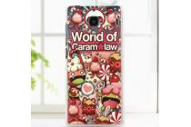 """Необычная из легчайшего и тончайшего пластика задняя панель-чехол-накладка для xiaomi red rice/red rice 1s  """"тематика карамельный взрыв"""""""