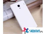 Родная оригинальная задняя крышка-панель которая шла в комплекте для Xiaomi Red Rice/Red Rice 1S белая..
