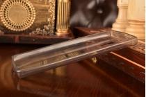 Ультра-тонкая полимерная из мягкого качественного силикона задняя панель-чехол-накладка для xiaomi red rice/red rice 1s черный
