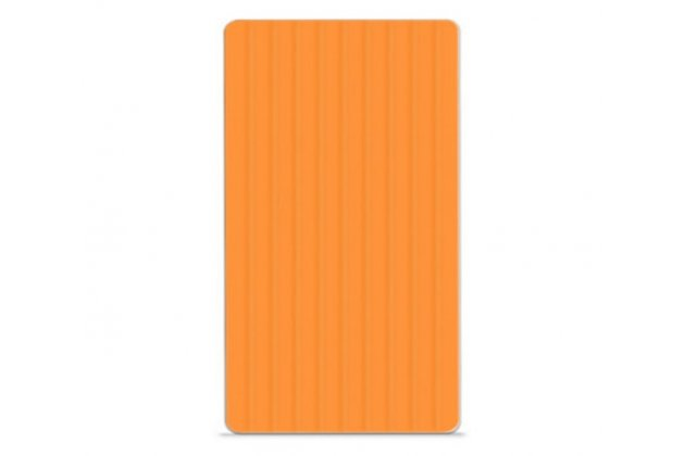 Чехол для внешнего портативного зарядного устройства/ аккумулятора xiaomi power bank 2  20000 mah оранжевый