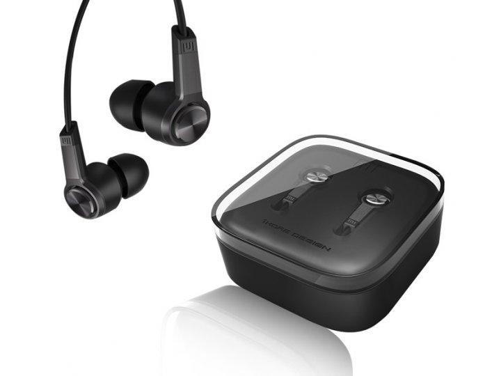 100% подлинные наушники-вкладыши с микрофоном и переключателем песен xiaomi piston 3 дл..