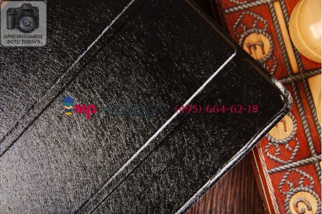 """Умный тонкий легкий чехол для xiaomi mipad 7.9"""" """"il sottile"""" черный пластиковый"""