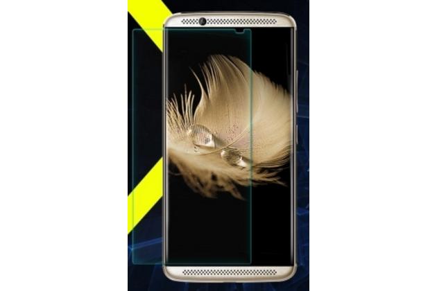 """Защитная пленка для телефона zte axon 7/ axon 2 (a2017g) 5.5"""" глянцевая"""